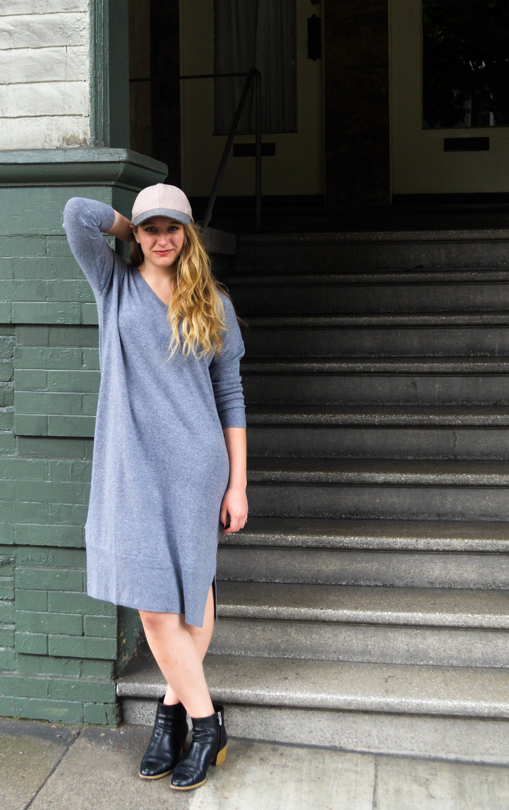 Grana Sweater Dress
