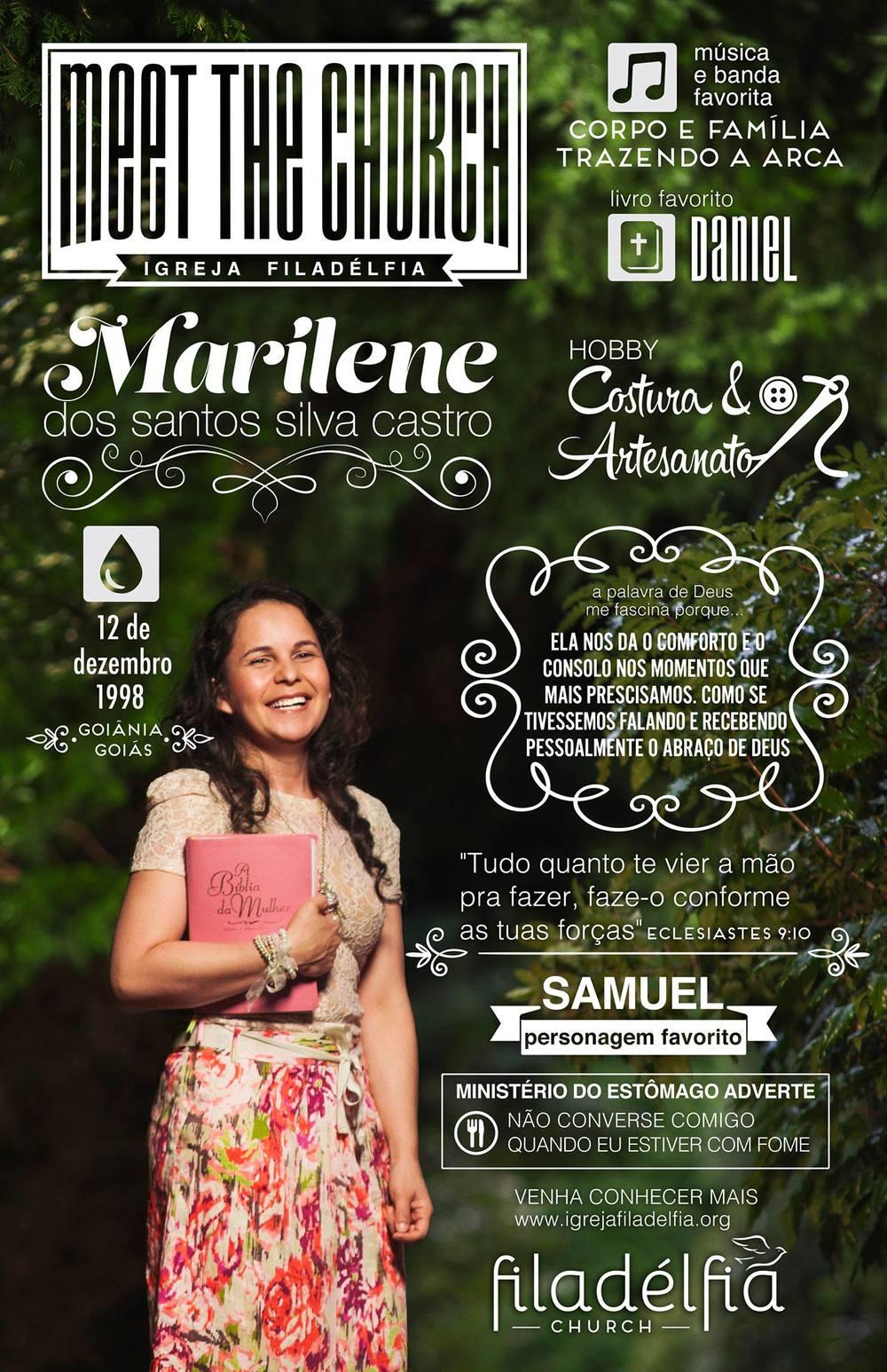 Marilene Santos Castro