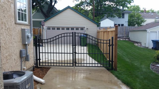 wrought iron fence gate.  Gate WroughtIronFenceGate20150811_160033jpg With Wrought Iron Fence Gate W