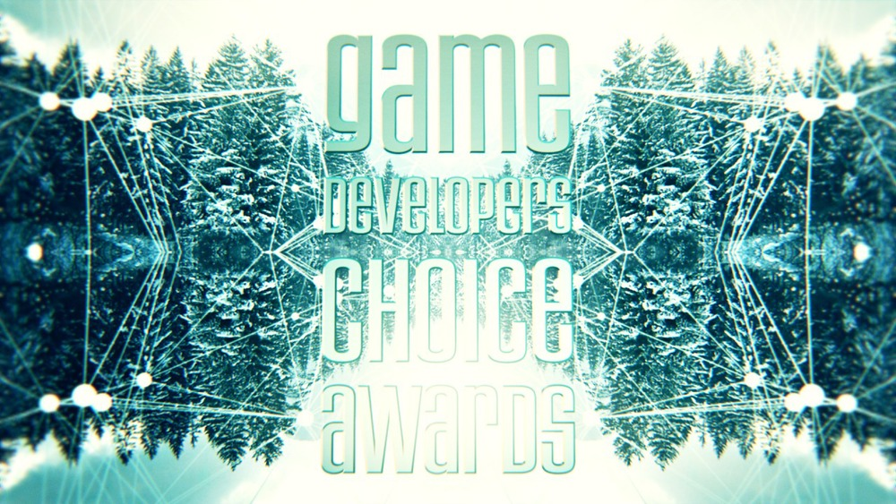 Still from the  2014 Game Developers Choice Awards  Intro video