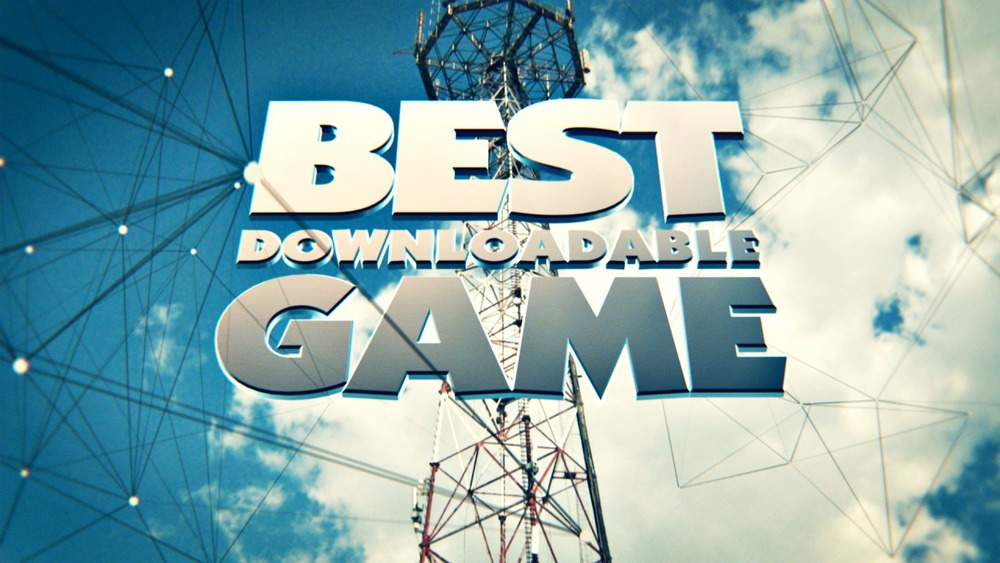 best Downloadable Game Category Slate for  the  2014 Game Developers Choice Awards