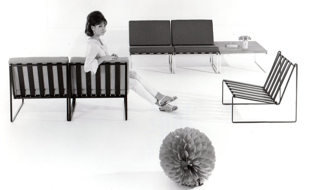 Photo Paul Genest. Table model 869, 1962