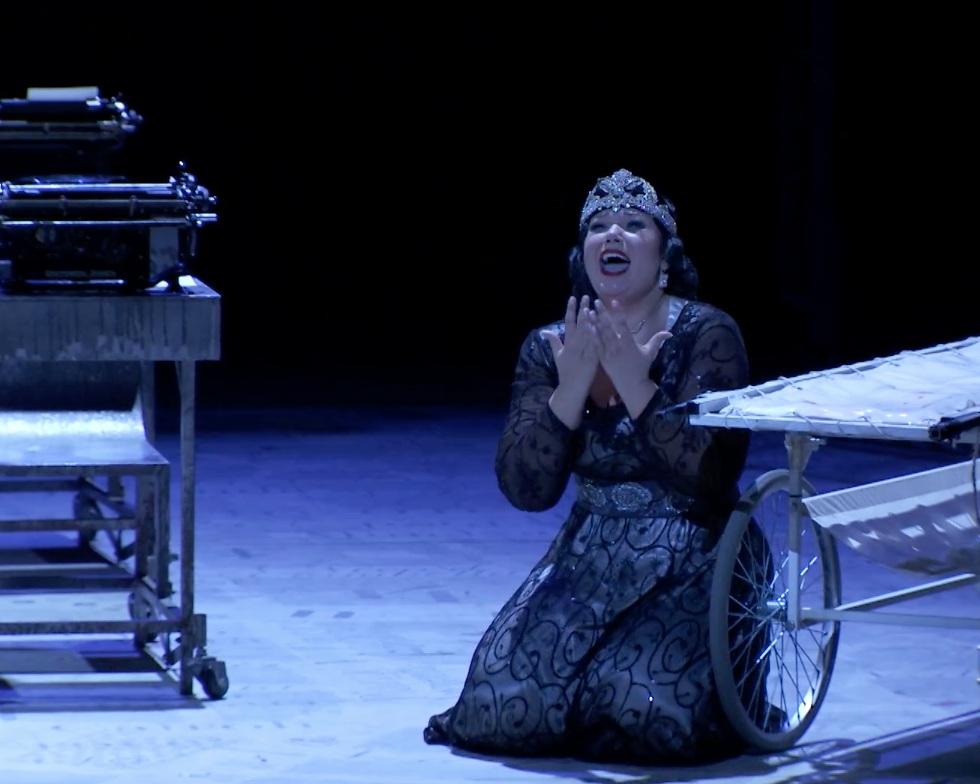Tosca at Opera de Oviedo