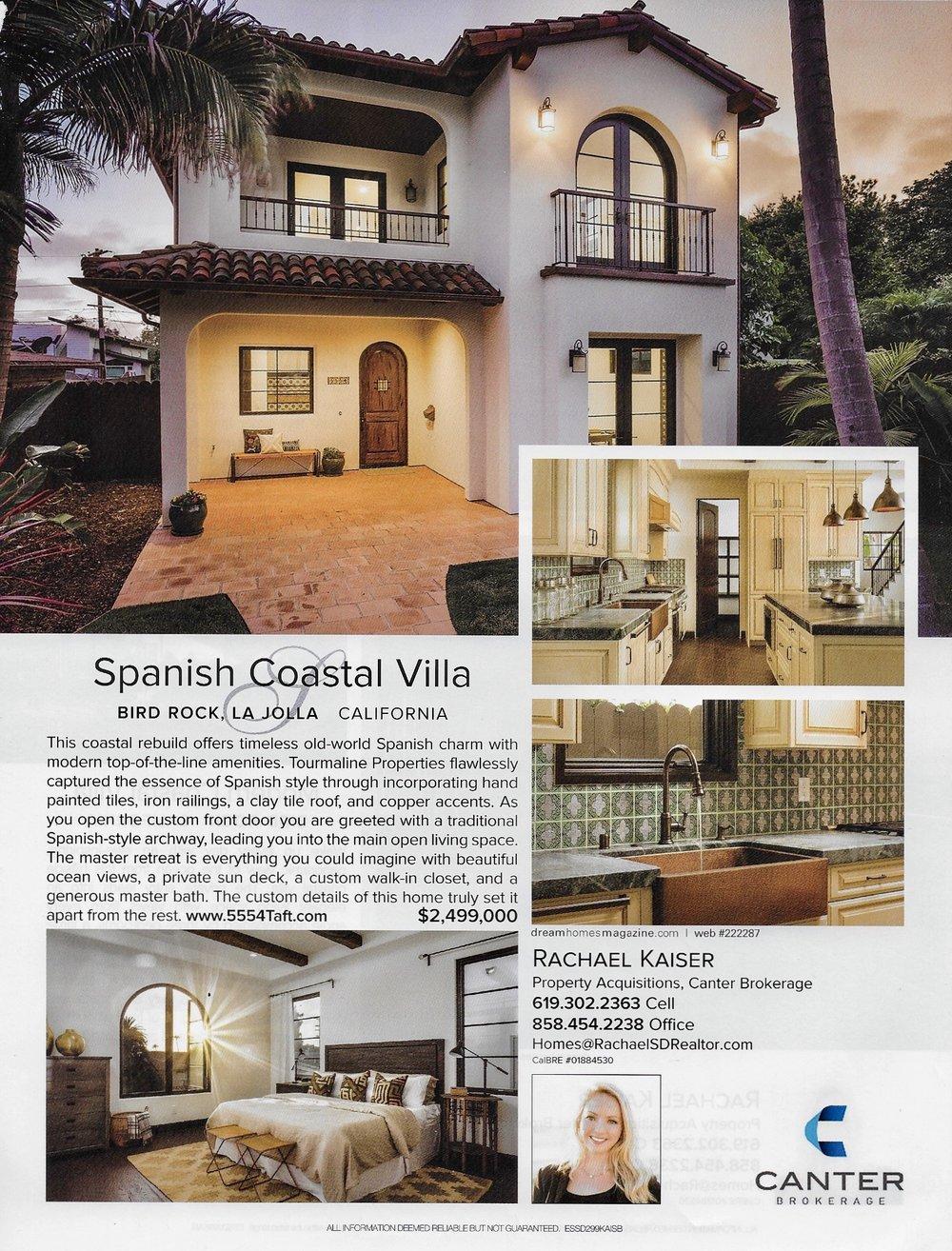 Dream Homes Magazine