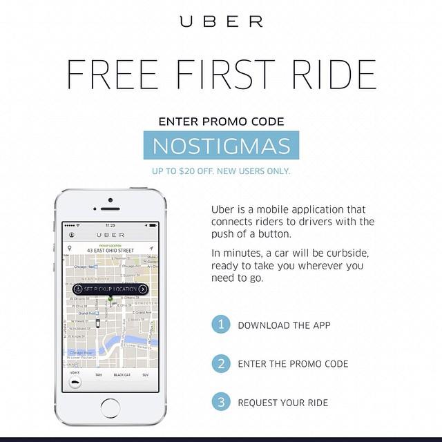 Free @Uber ride to #CelebrateLife tonight! uber.com/go/NOSTIGMAS
