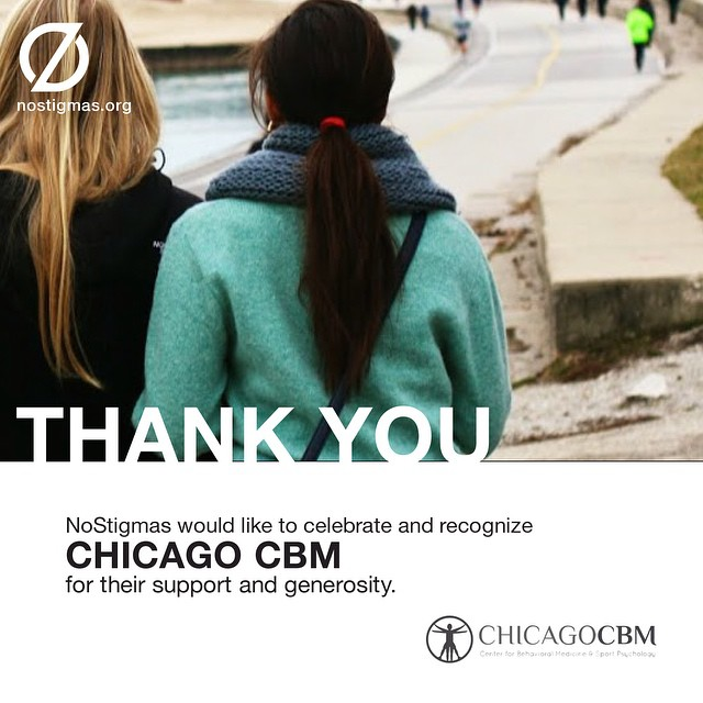 We're grateful to @chicagoCBM for sponsoring our entertainment this Wed at #CelebrateLife nostigmas.org/events