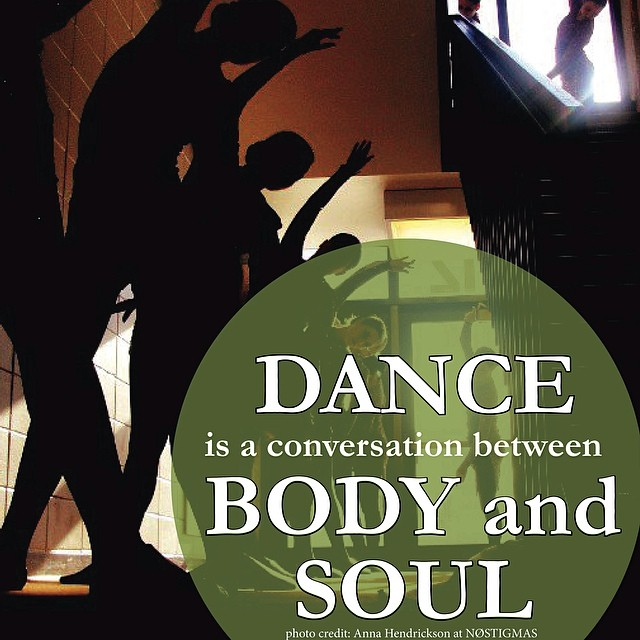 Dance can express what you can't find the words for. #dancetherapy #expressivetherapy #nostigmas #dance #notalone