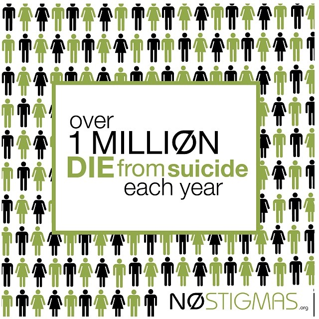 Learn how you can help prevent #suicide. nostigmas.org/learn  #notalone #speakup #hope