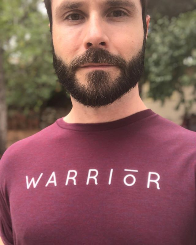 Check out this #warrior shirt from my friends @blofishclothing 😍 Not only is this shirt super soft and comfy, but their #all4all message is even better. Want one? Read to the end for my discount code!  What this shirt means to me: I'm a #peacefulwarrior when it comes to the fight for #mentalhealth equality, #socialjustice and even the way I train #martialarts — but I wasn't always this way.  Anger was my default reaction to most challenging situations. For me, #angerissues were born from insecurity and low self esteem. Growing up with Adverse Childhood Experiences like my father's #suicide and chronic #anxiety led to a mind primed for anger and rage.  Through #mindfulness and therapy I have a very different relationship with anger these days. I still get angry—for sure—but what I do with it has changed. This shirt is a reminder of that #perspectiveshift.  Speaking of which, I've teamed up with @blofishclothing who is giving 10% back to @nostigmas when you use my code NOSTIGMAS10 at checkout. Not only will you be helping raise money for #mentalhealth but you'll also get 10% off your purchase! #bonus  #NoStigmas is a charity based around personal support networks built by and for those who are affected by #mentalillness and #sucideloss. I created it so people like me won't have to face #brainpain alone.  Link in bio. Thanks for your support and happy shopping! 💚