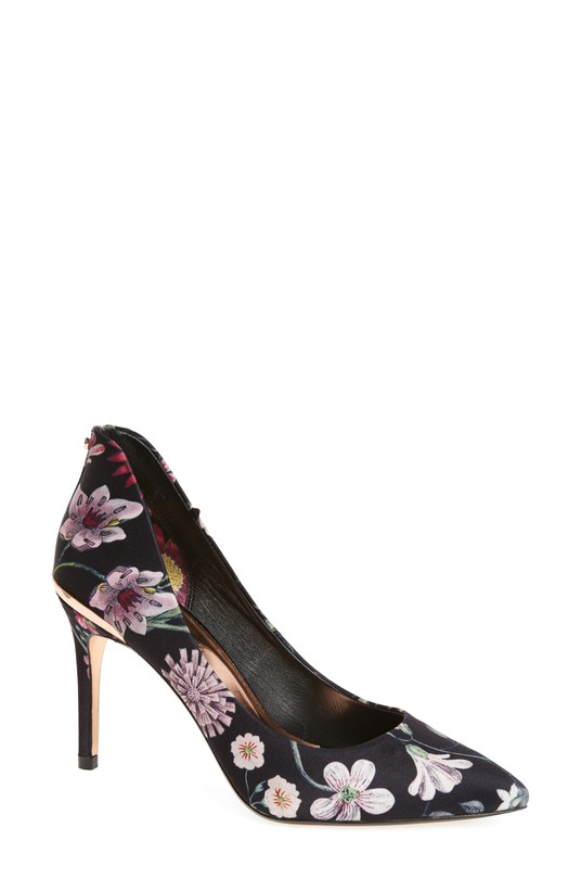 Ted Baker Savei Pointy Toe Pump