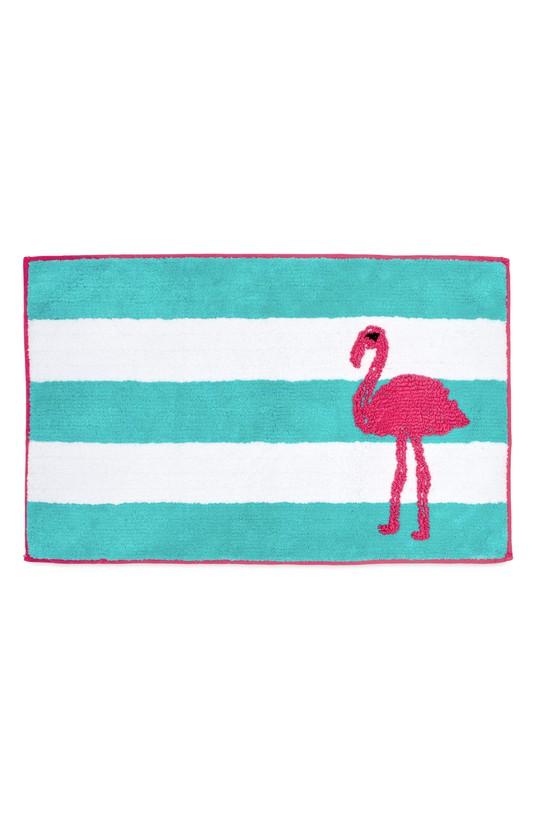 Flamingo Bath Rug