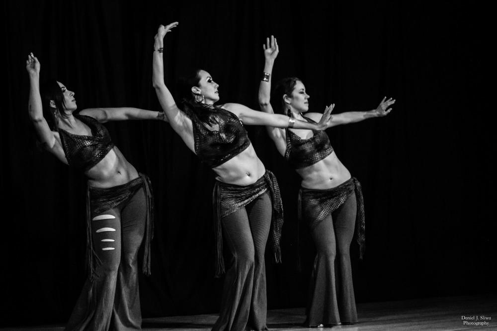"Dancers: Ariel, Aubre & Casey performing ""Teasing Ways"""