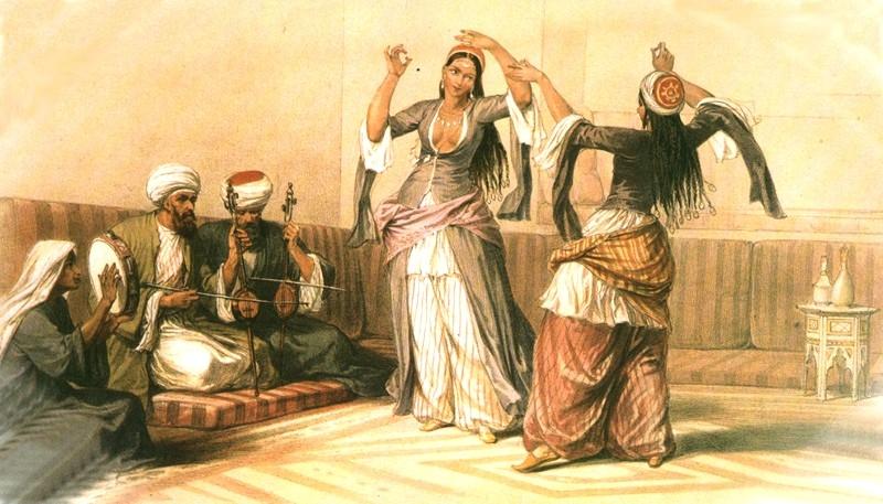 ghawazeedancers