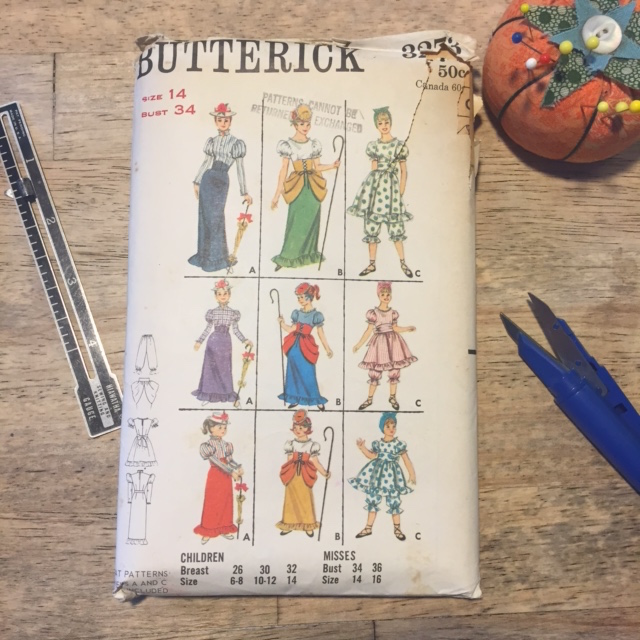 Vintage Sewing Patterns For Sale — Featherweight Studio