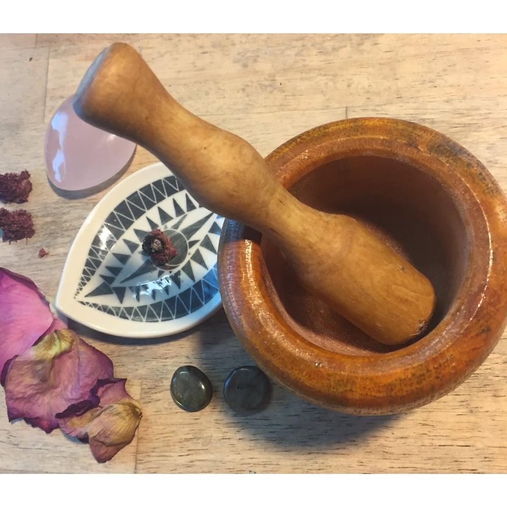 A better mortar & pestle