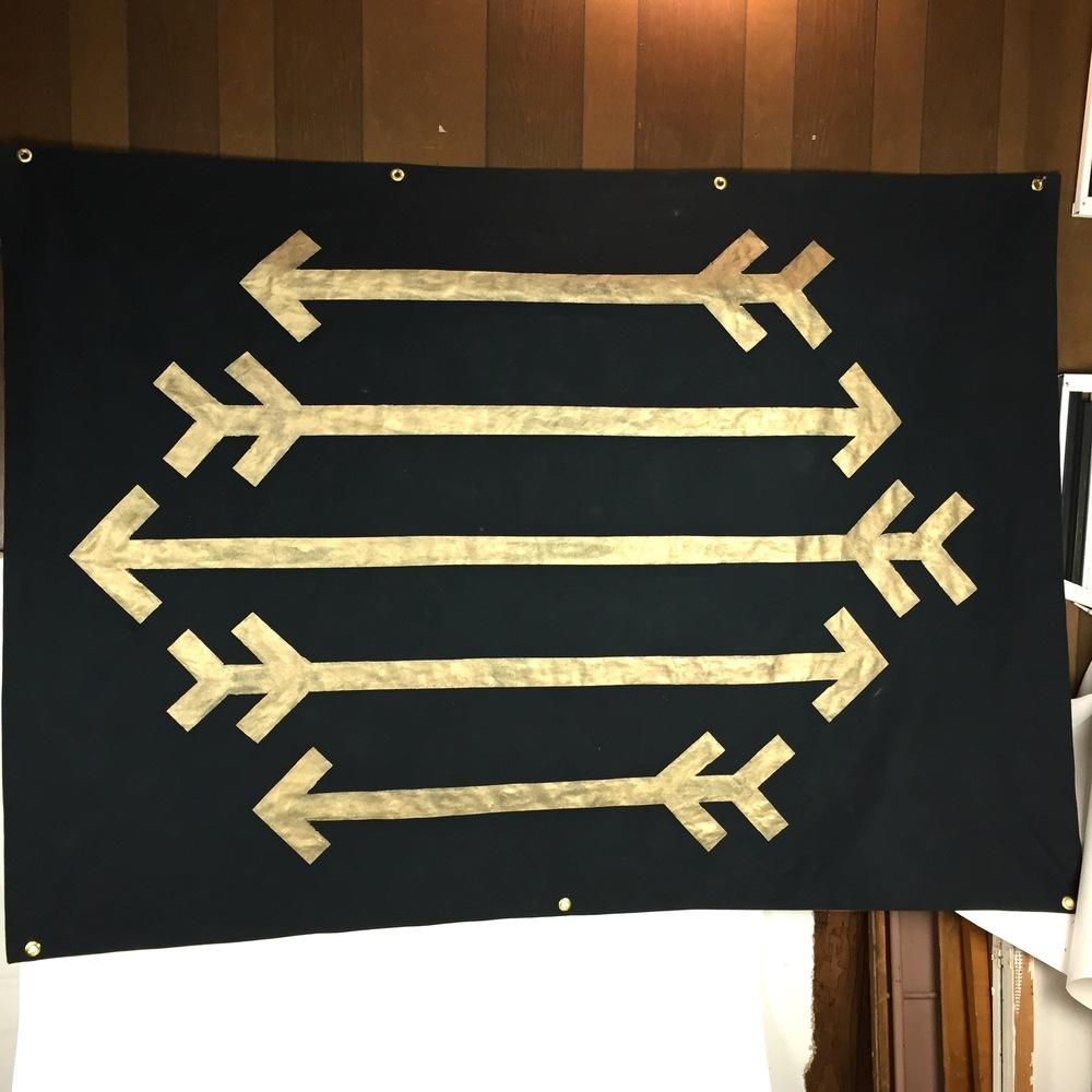 Featherweight Studio custom banner for John Doe