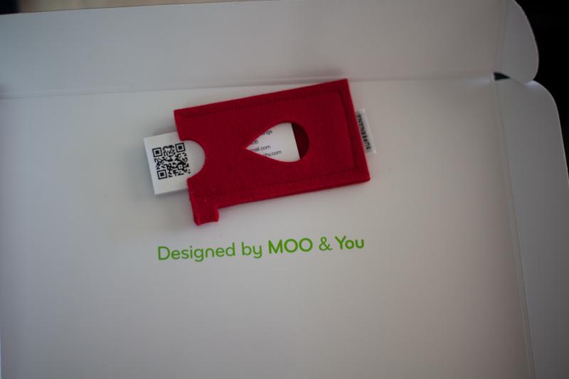 Moo Card