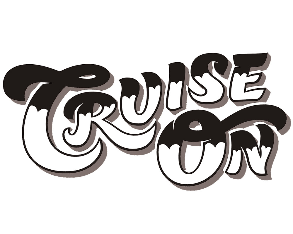 State Bicycle Co. -Lettering