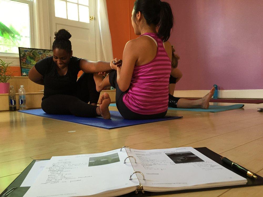 200-hr Yoga Teacher Training
