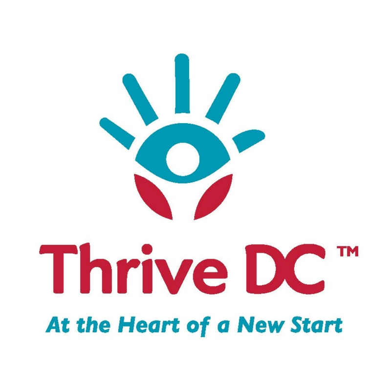 Thrive DC works to prevent and end homelessness in Washington, DC by providing vulnerable people with a wide range of services to help stabilize their lives. Founded in 1979 to serve dinner to homeless women, Thrive DC has grown to be a comprehensive, professionally staffed, bilingual organization serving more than 2,000 men, women, and children each year.