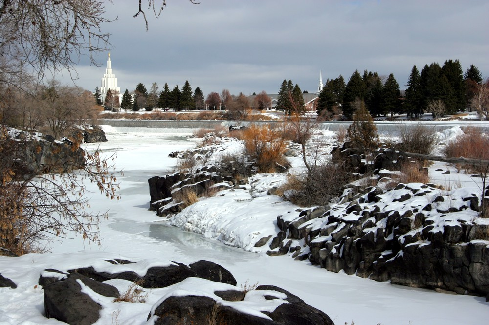 Idaho Falls, Dave Merrill
