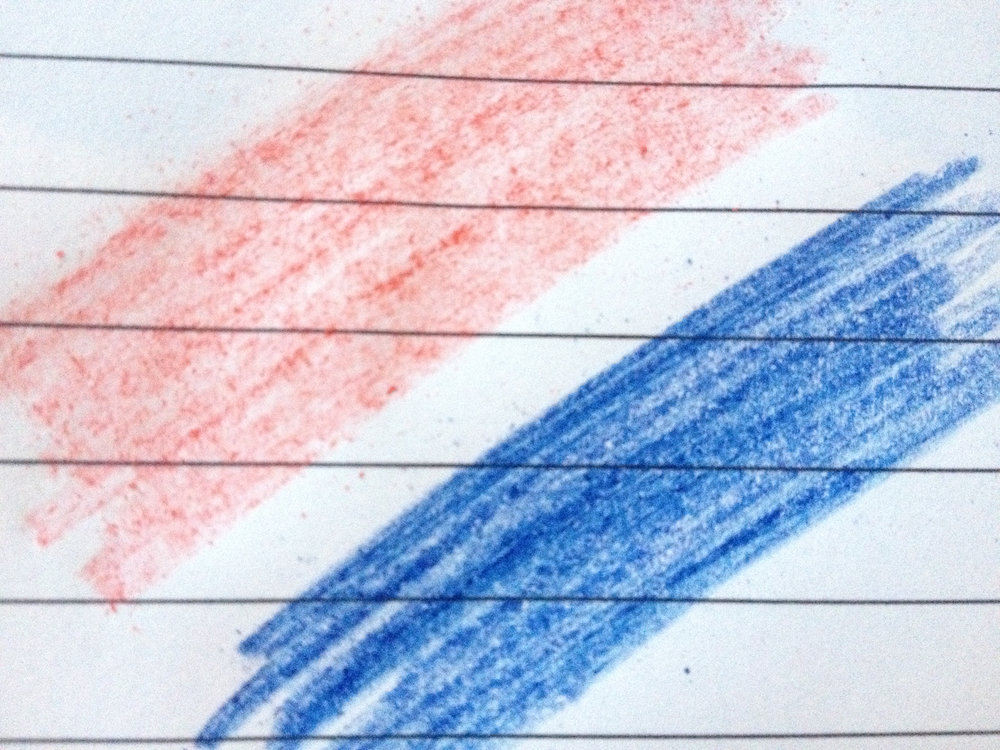 185/365 Red, White, Blue