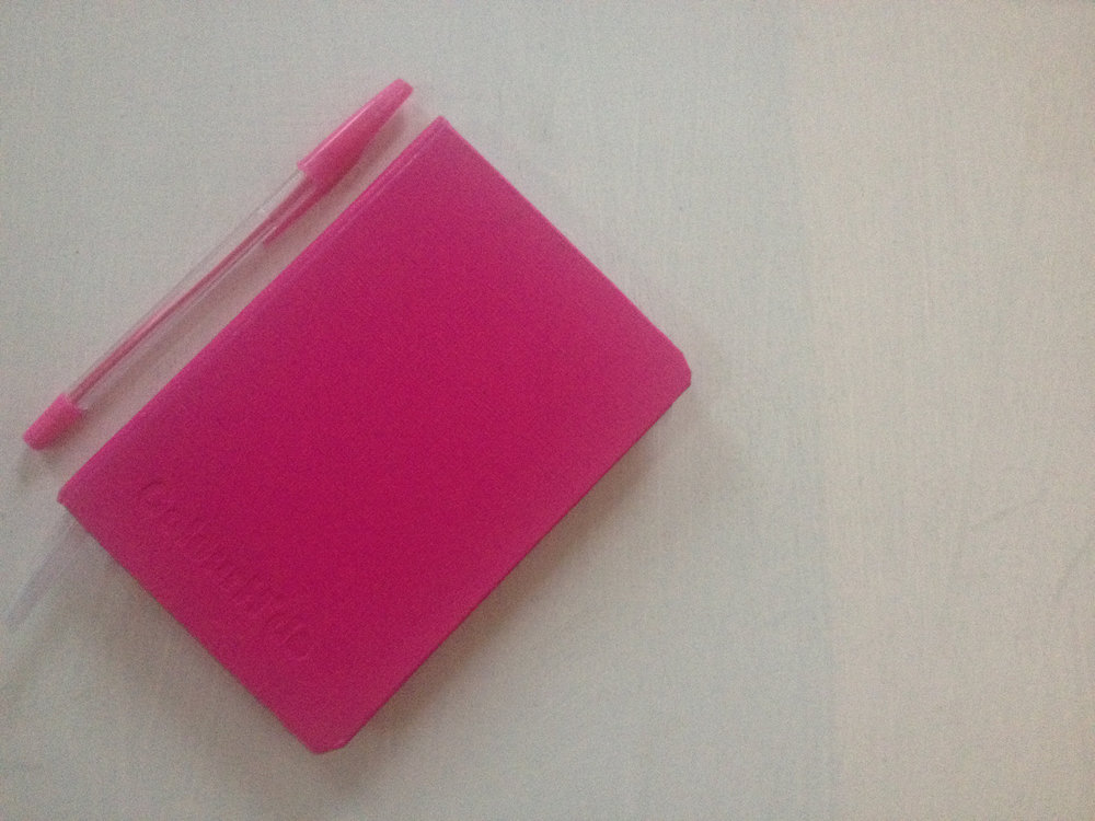 193/365 Hot Pink