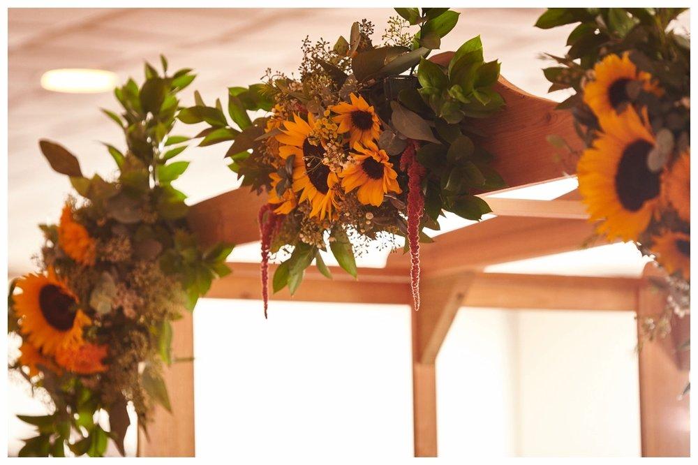 Sunflower Arbor