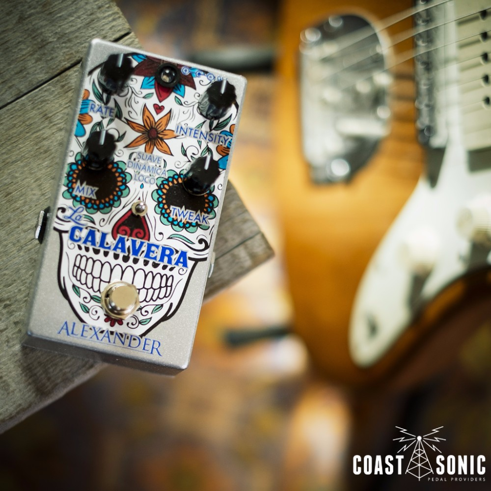 Coast Sonic Pedal Providers has a limited edition SILVER version!