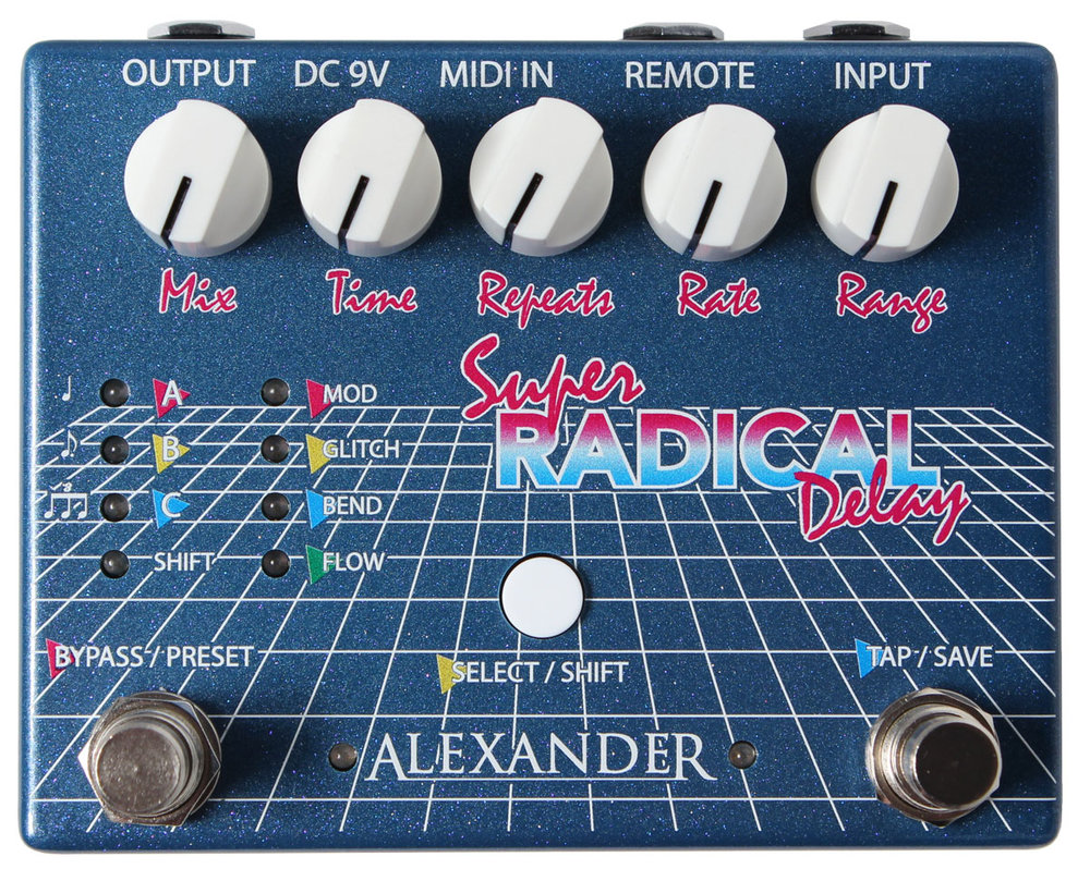 Super Radical Delay