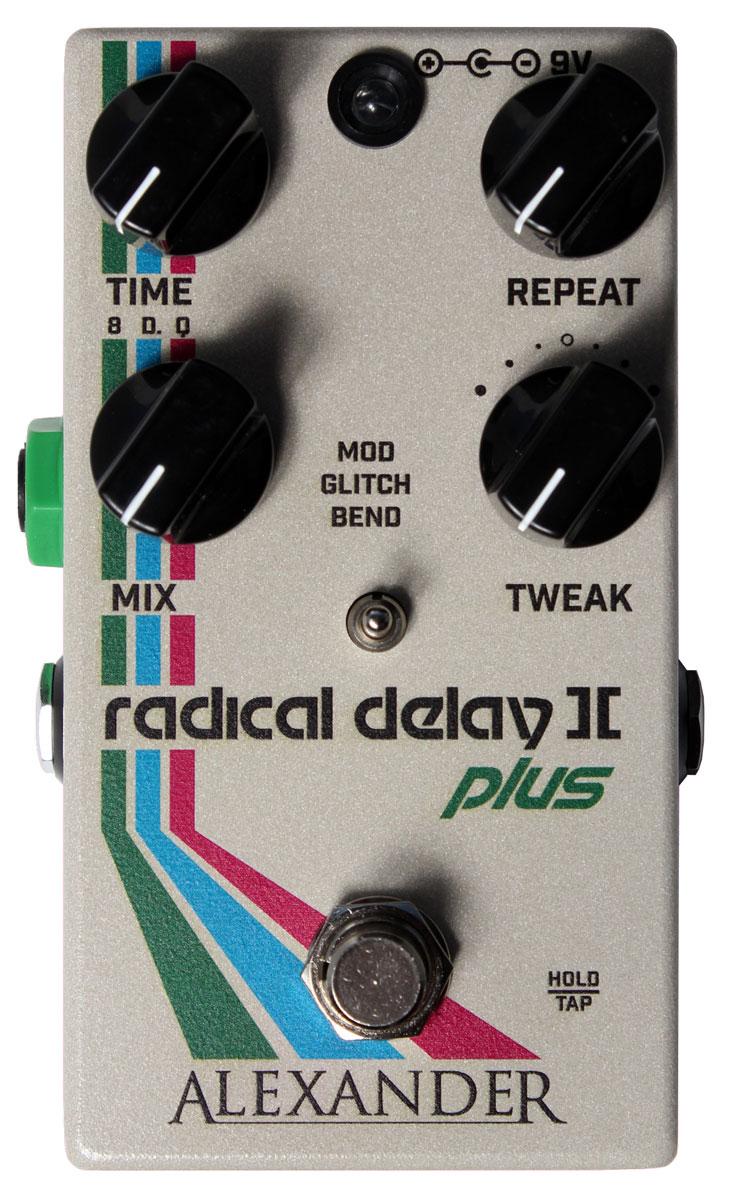 Radical Delay ][+