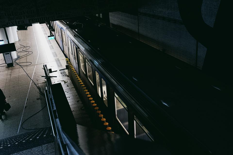 M53 Line on wibautstraat
