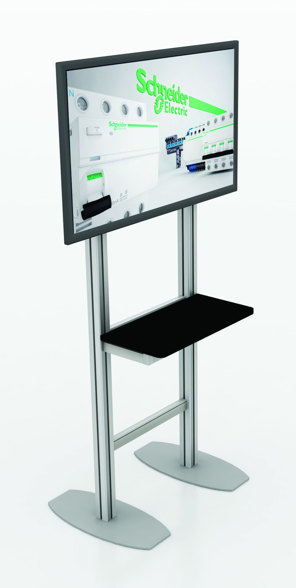 Monitor Stands Denmar Displays Exhibits