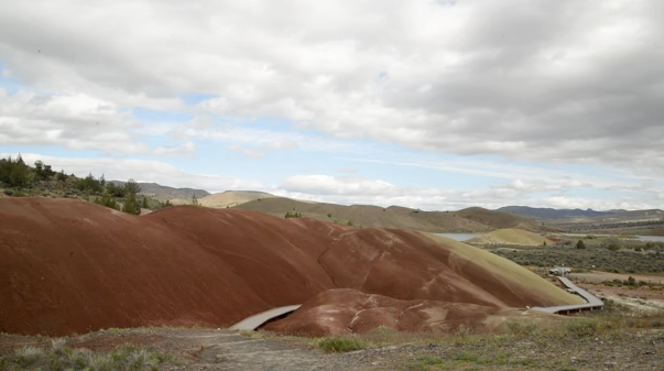 Painted Hills Eastern Oregon