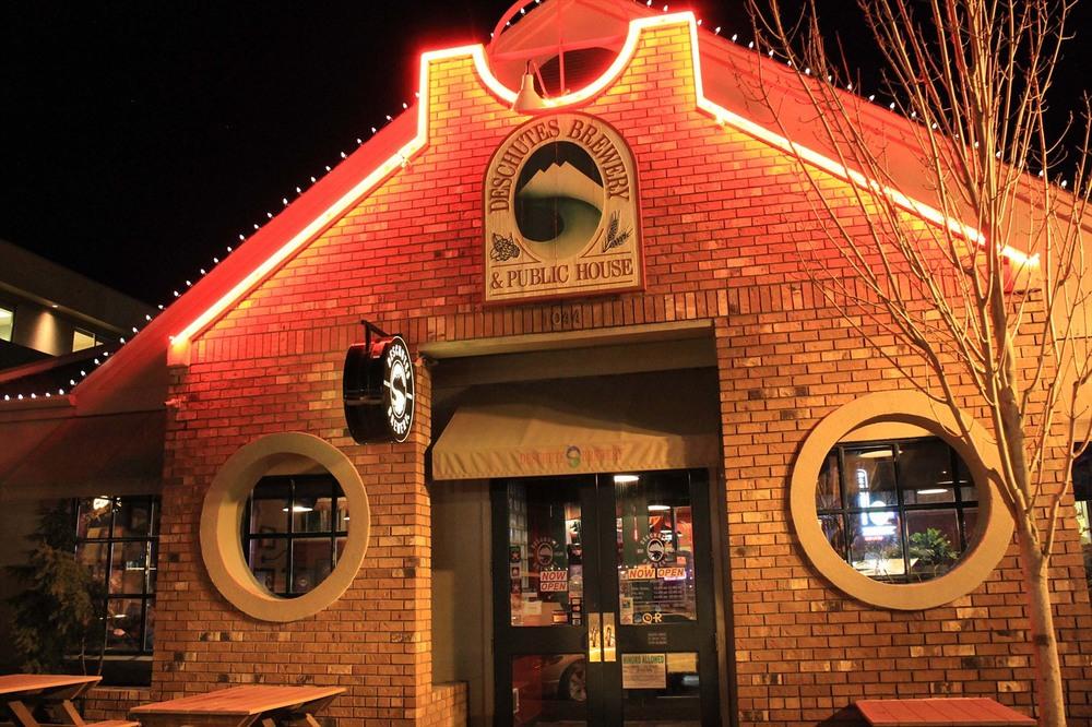 Photo courtesy:  Deschutes Brewery