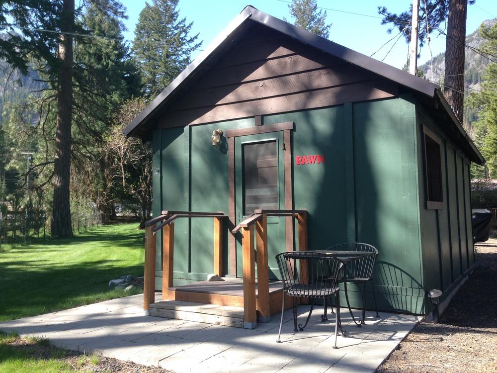Fawn Cabin Wallowas Joseph, Oregon
