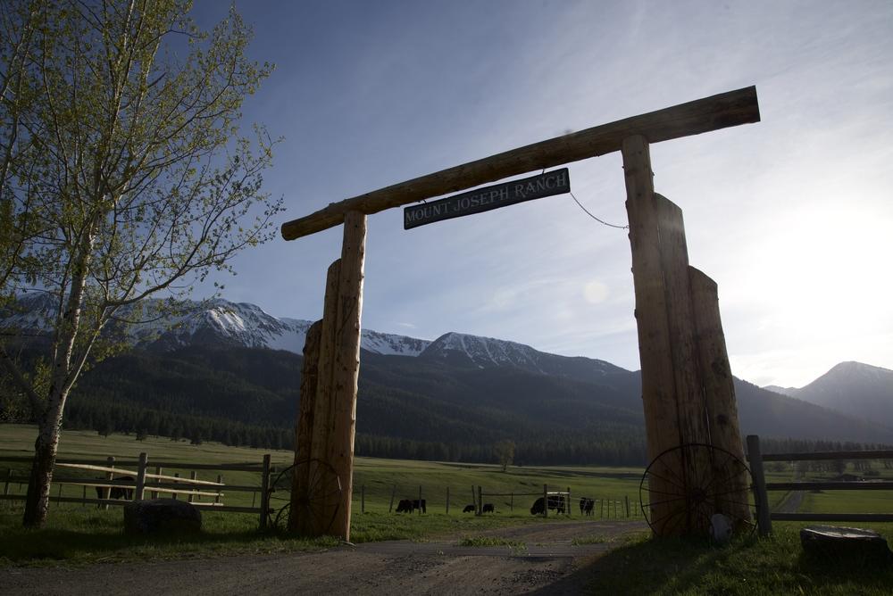 Mt Joseph Ranch, Joseph, Oregon