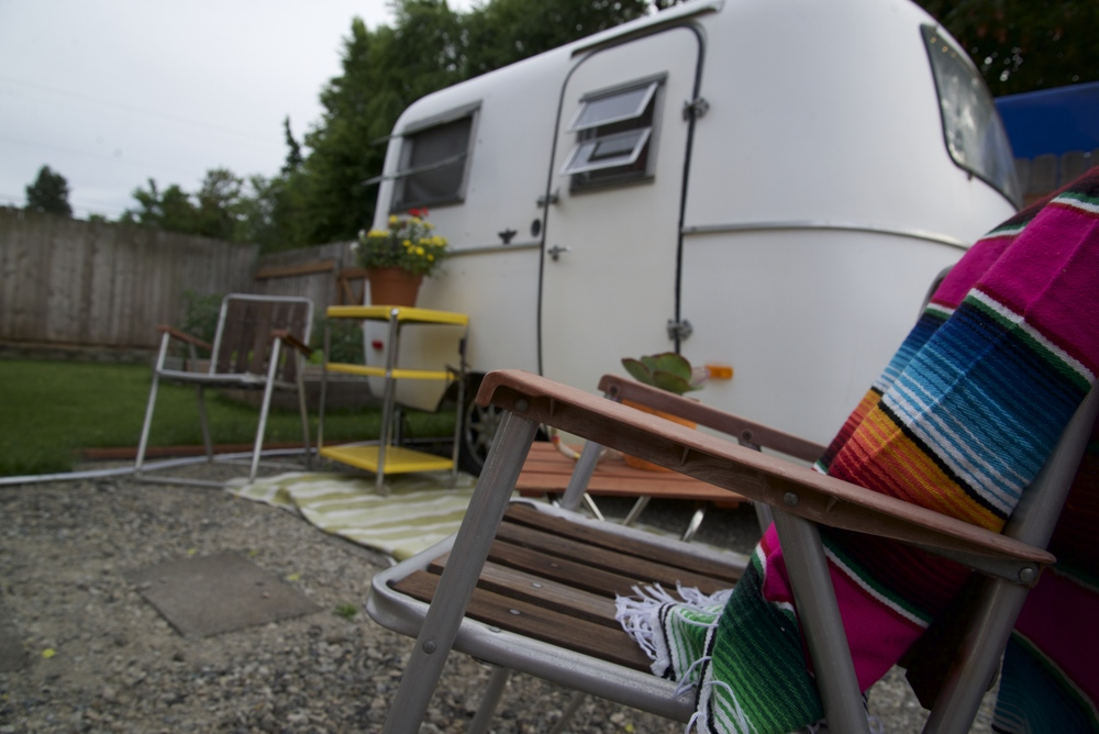 Hood River Airbnb Hitch & Roll