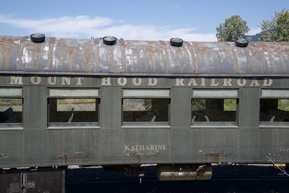 Mount Hood Railroad, Hood River, Oregon