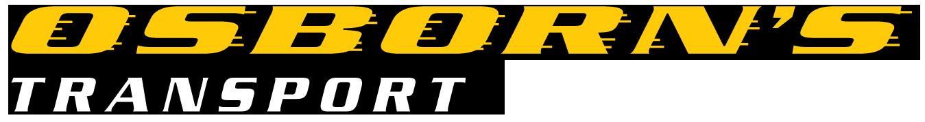 OSBORN TRANSPORTATION logo