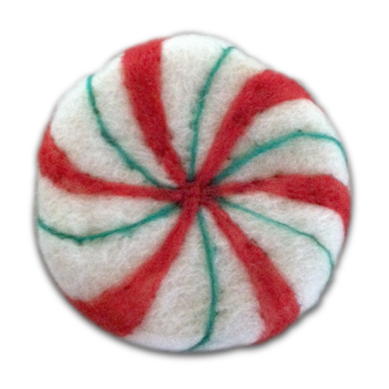 peppermint candy just heavenly