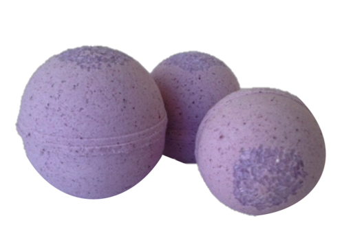 Lavender Bath Bomb Just Heavenly