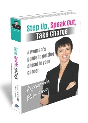 Step Up, Speak Out, Take Charge