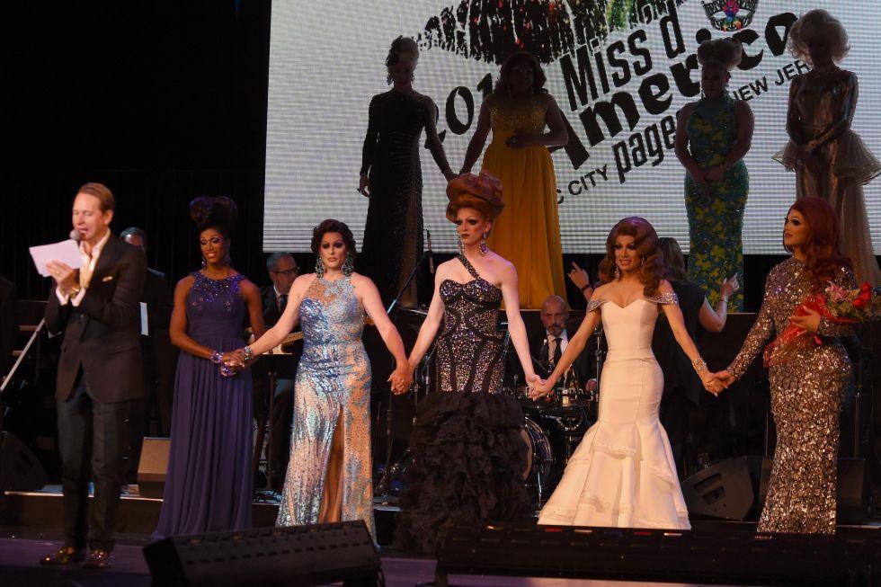 Top 5 (Sapphira Crystal, Margeaux Powell, Fifi Dubois, Pattaya Hart & Alexis Michelle)