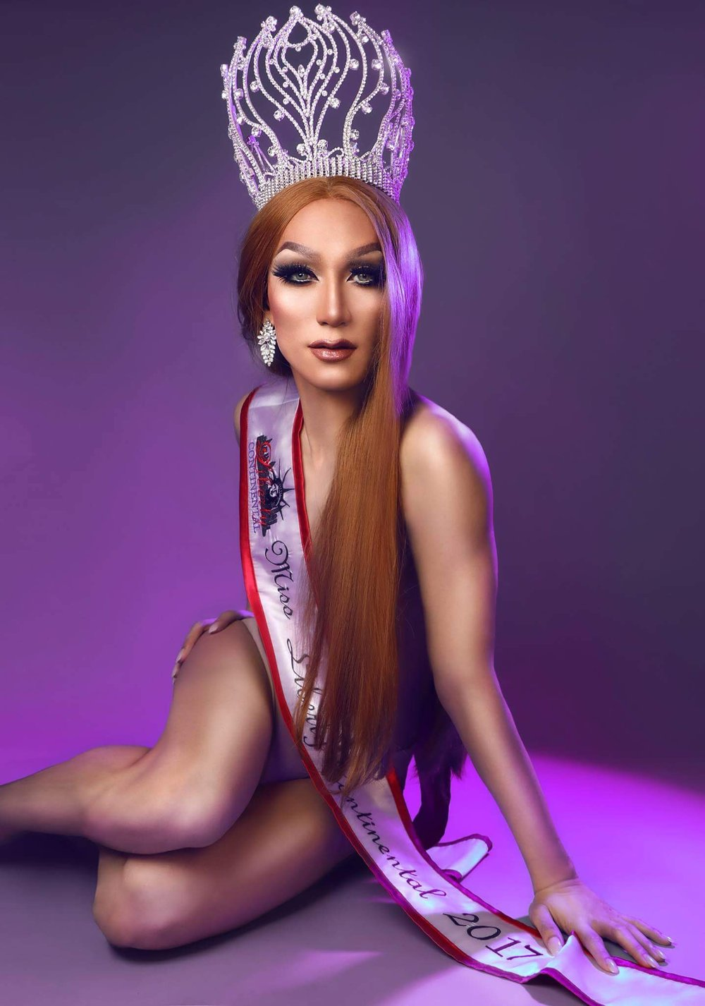 Reigning Miss Liberty Continental 2017-2018