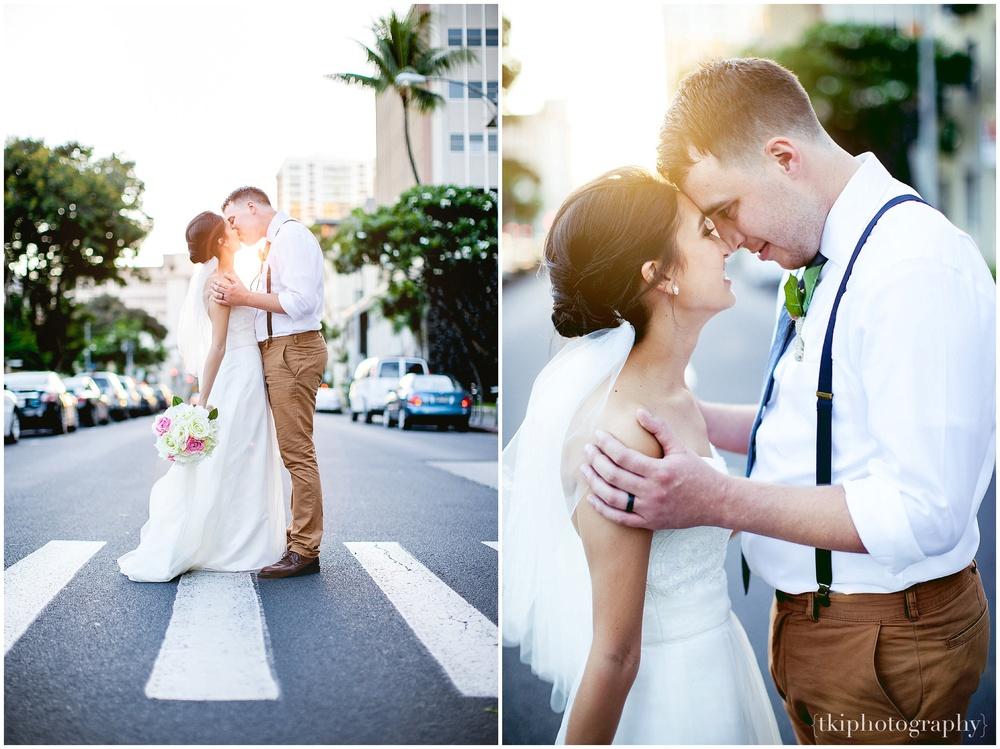 Cafe Julia Hawaii inspired wedding