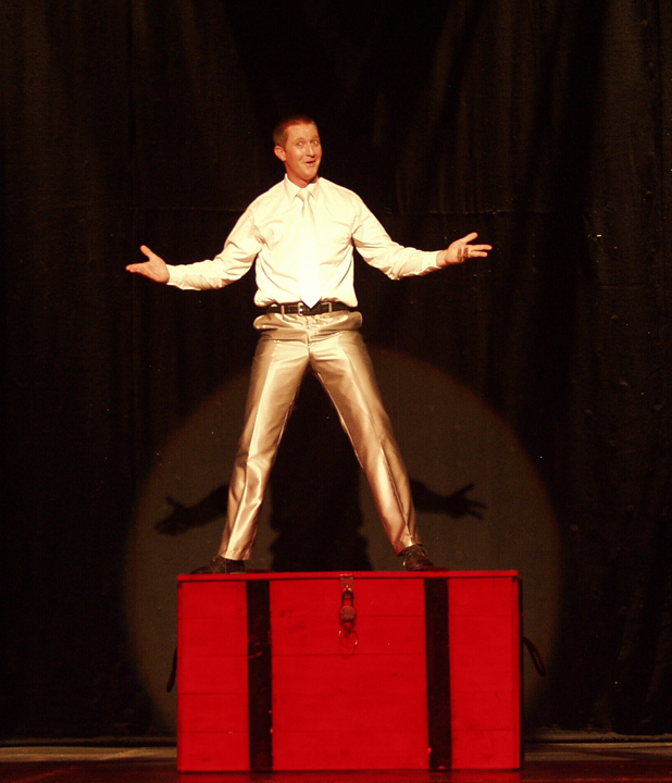 Colorado Corporate Entertainer and Comedy Magician Rod Wayne