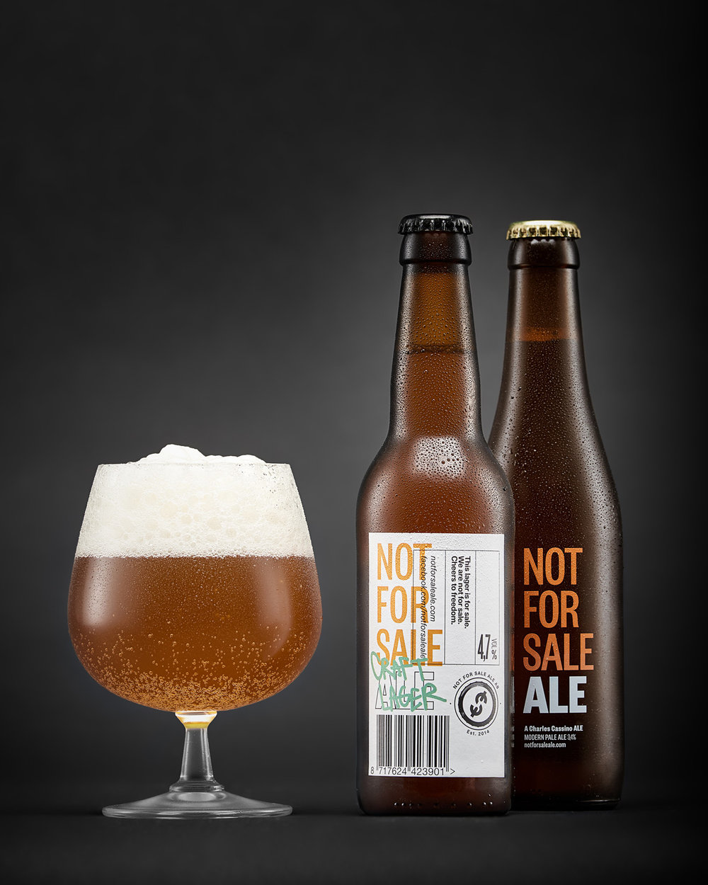 Not For Sale Ale och Craft Lager