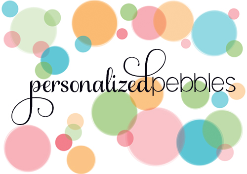 Personalized Pebbles