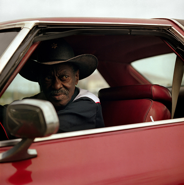 "Clarence ""Gatemouth"" Brown. Slidell, LA 2005"